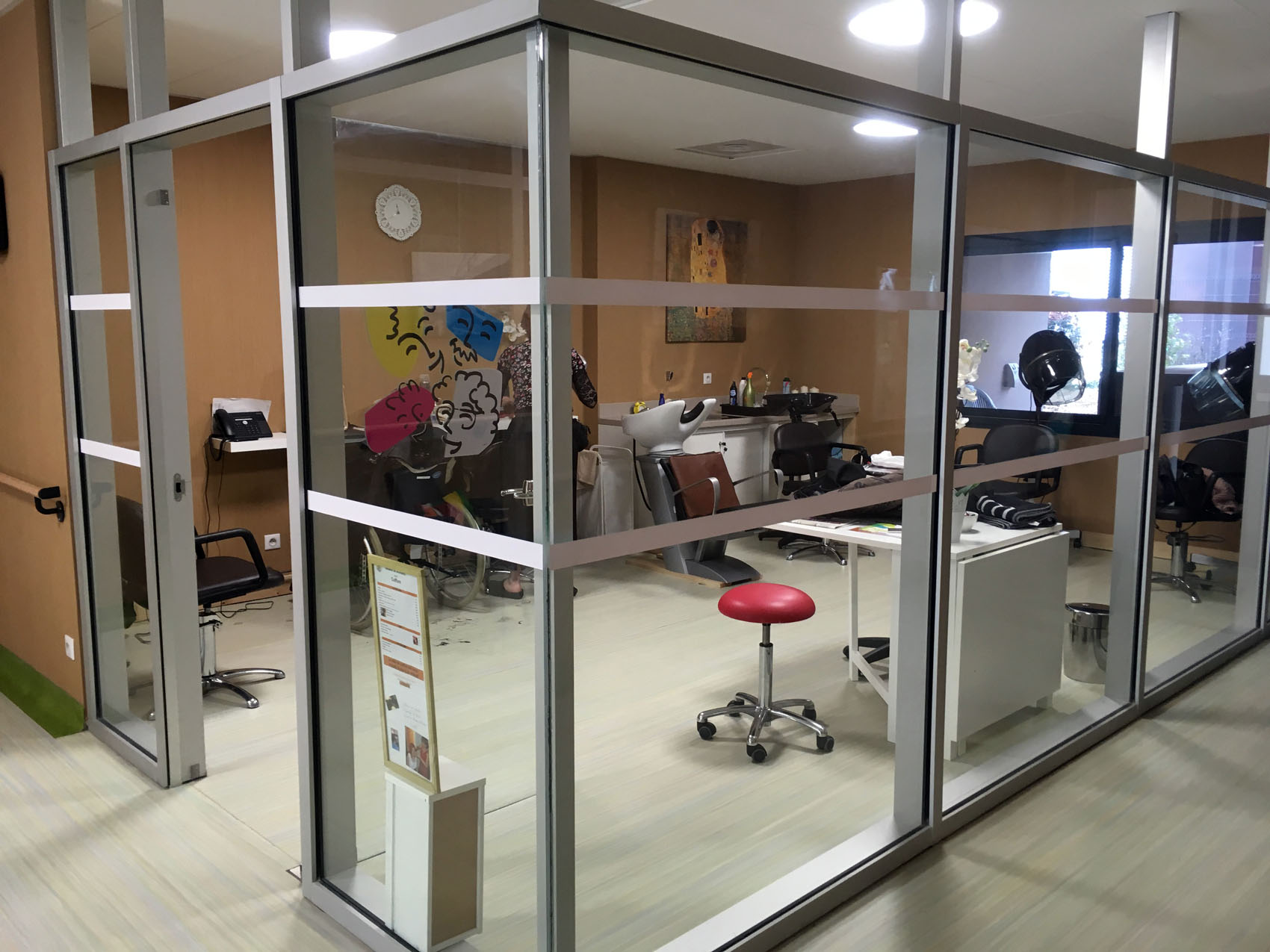 Les Girondines - Salon de coiffure