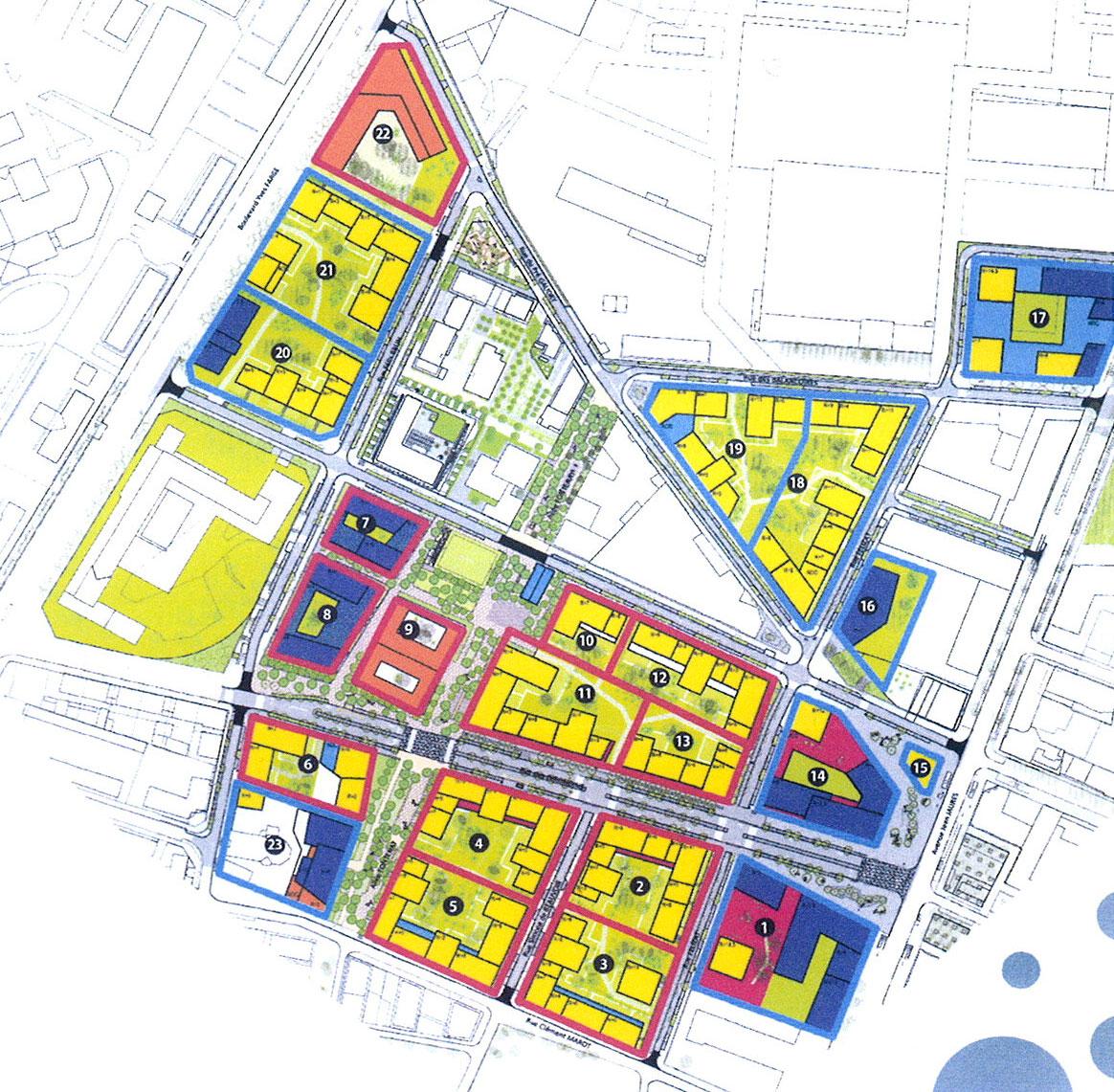 Quartier des Girondins