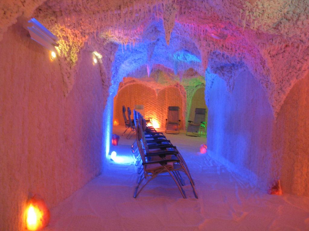 Mine de sel aménagée à Bad Soden (cc Reise-Line)