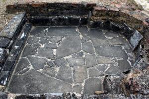 Pediluvium gallo-romain - Seviac (lal Jean-Noël Lafargue)