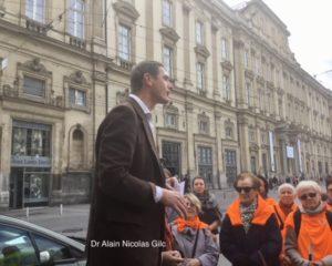 Marche Nationale pour la vue 2017 - Dr Alain Nicolas GILG