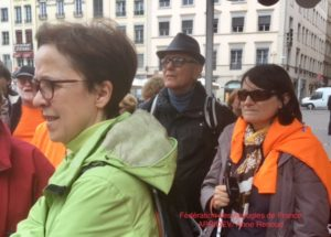 Marche Nationale pour la vue 2017 - Anne RENOUD