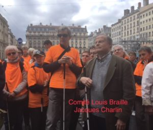 Marche Nationale pour la vue 2017 - Jacques CHARLIN