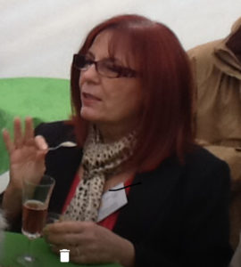 Antoinette Sanchez (photo C. Gintsburger, DR)