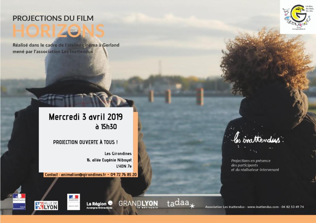 Affiche du film Horizons (png)