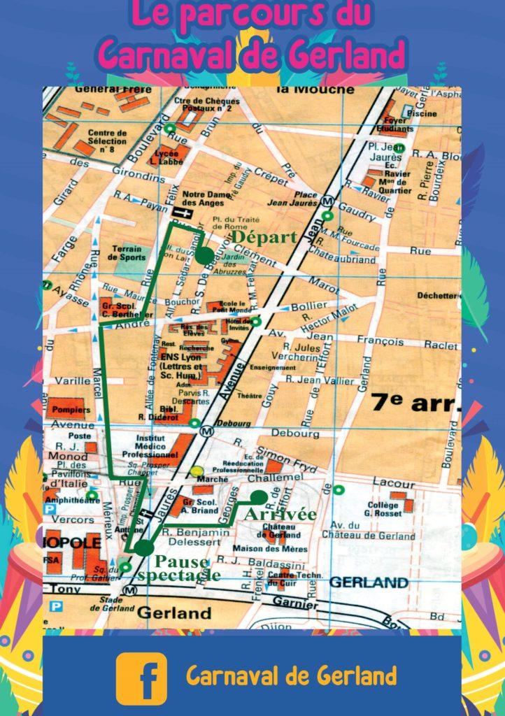 Parcours du carnaval de Gerland 2019 (jpeg)
